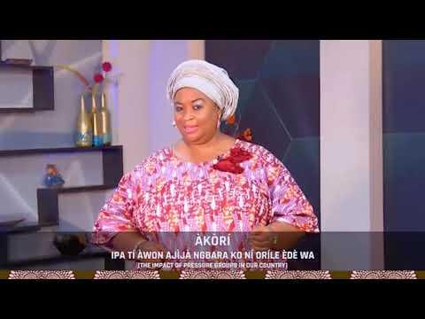 #OjumoIre Pelu Feyikeminiyi Olayinka: Ipa Ti Awon Ajija Ngbara Ko NI Orile Ede